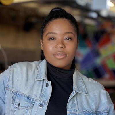Paulana Lamonier | Founder of Black People Will Swim