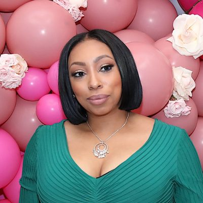 Chanel Davis Vice | President, Events + Visitor Experience
